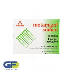 Metamizol 1g/2ml C/3 Amp (Amsa)