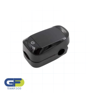 Oximetro De Dedo/Pulso Digital Mod.A2 Negro Sin Funda