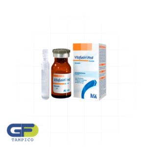 Vitafusin-Ped 5ml inyec (Pisa)