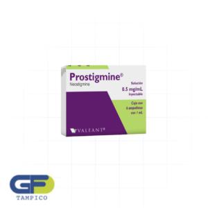 Neostigmina 0.5mg/ml C/6Amp (Prostigmine)