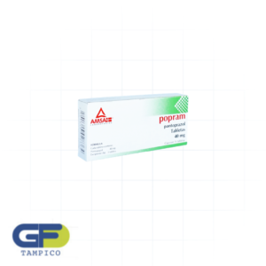 Pantoprazol 40mg C/14 Tabs (Popram)