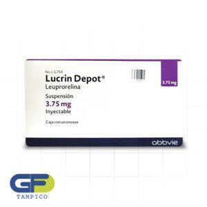 Lucrin Depot (Leuprorelina) Susp 3.75mg Iny