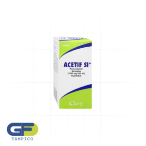 Paracetamol 1gr/100ml Fco Amp (Acetif)(Baxter)