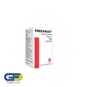 Gemcitabina 1g Iny. C/Fco Amp. (Enekamub) (Glenmark)