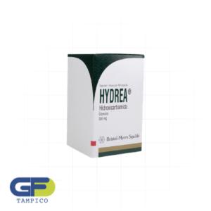 Hidroxicarbamida 500mg C/100 Tab (Hydrea)(Bristol Myers Squibb)