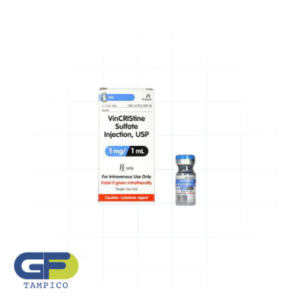 Vincristina 1 mg/1 ml (Hospira)