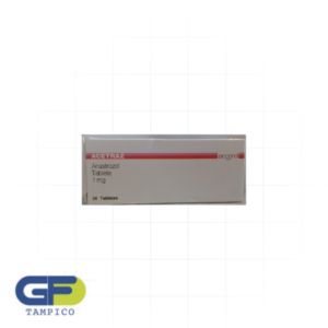 Anastrozol 1mg Tab. C/28 (Acetraz)
