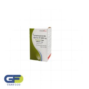 Ciclofosfamida 1g Fco Amp (Phoxelon)