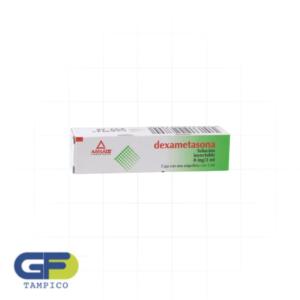 Dexametasona 8mg/2ml C/1 Amp (Amsa)