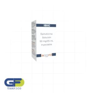 Epirubicina 50mg Fco Amp (Papluf)(Ultra)