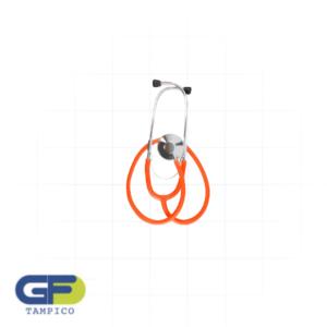 Estetoscopio color naranja neon (medimetrics)