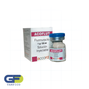 Fluorouracilo 1g/20ml(50mg/ml)Bluepoint