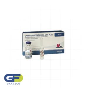 Inmunoglobulina Humana Anti-D 300mg (GAMMA ANTI-RHO UNC)