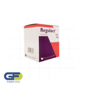 Lactulosa 5gr Polvo Oral C/15 Sobres (Regulact)