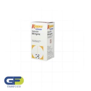 Levetiracetam 100mg C/1 Amp (keppra)