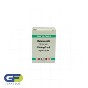Metotrexato 500mg/5ml Sol. Iny. (Traxacord)