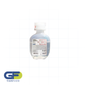 Metronidazol 500mg Iny. 0.05% Fco. (Kabizol)(Fresenius)