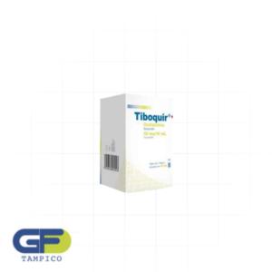 Oxaliplatino 50 mg/10 ml C/1 Fco. (TIBOQUIR)
